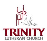 Trinity Lutheran Church - Lawrence, KS