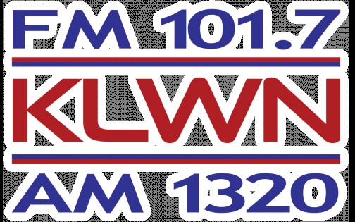 KLWN radio station logo